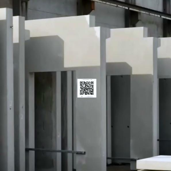 QR-code op een bouwelement (video)