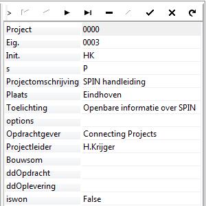 Projectgegevens
