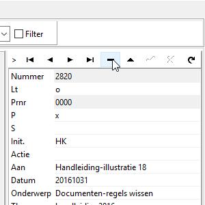 Documenten/regels wissen (ook oude locatie/SPINport) #30